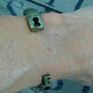 {3/$30} NWOT Jewelmint Key Bracelet